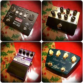 Pedals for sale! Check my listing for more details!