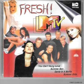 MY PRELOVED CD -FRESH MTV /FREE DELIVERY (F3Y)