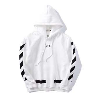 Off white hoodies