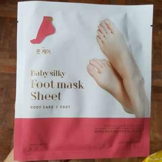 Holika Holika Baby Silk Foot Mask