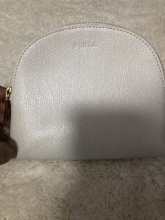 100% new Furla Small Cosmetics bag