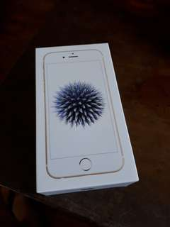 BRAND NEW IPHONE 6 GOLD, 32GB