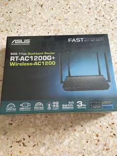 Asus dual band router- Brand New