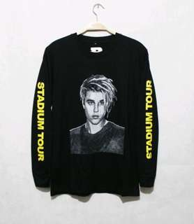 Stadium Tour Bieber (Long Sleeve)