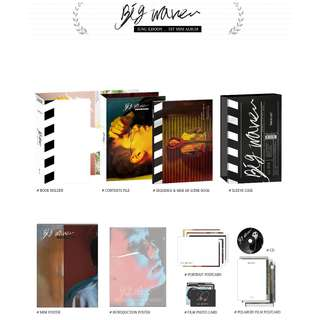 BTOB: Jung Il Hoon Mini Album
