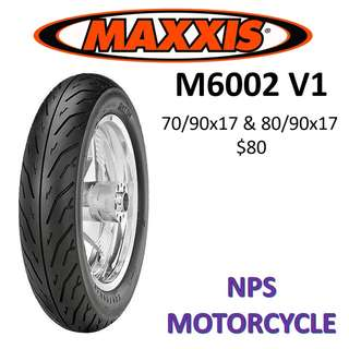 Maxxis Tyre M6002 V1