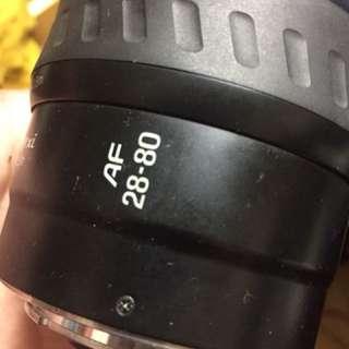 🚚 鏡頭 28 80 mm ix Minolta for Sony a