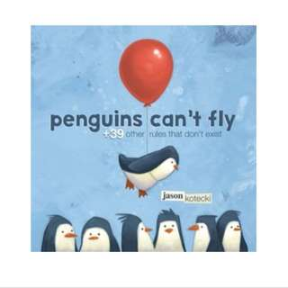 New Penguins Can't Fly