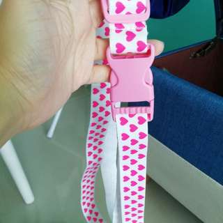 Luggage Strap New (Heart shaped)
