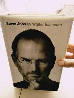 Steve Jobs 英文書 (硬皮)