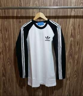 Baju Kaos Adidas (Long Sleeve)