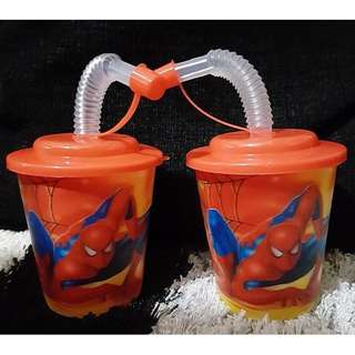 Spiderman 3D Tumbler