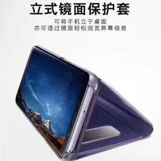 立式鏡面保護套,Samsung, IPhone