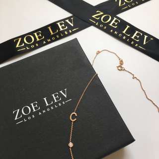 💍ZOE LEV Necklace