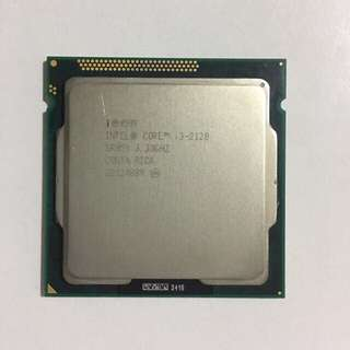 Intel Core i7 i5 i3 G Series Processor Used