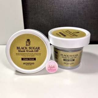 Skinfood Black Sugar Mask Off 100ml