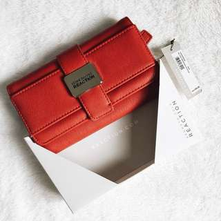 Kenneth Cole Wallet (RED)