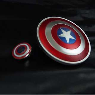 美國隊長銀幣 珍藏紀念版 Captain America Silver coin