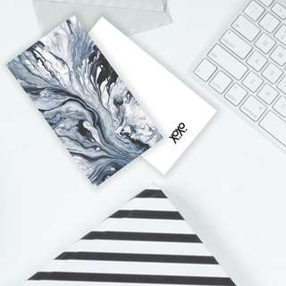 Marble Card tag