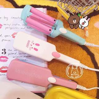 Mini Ulzzang Hair Curler (PO)
