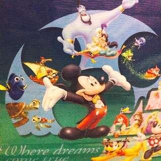 Tokyo Disney Resort, Japan - Shopping Bag XL