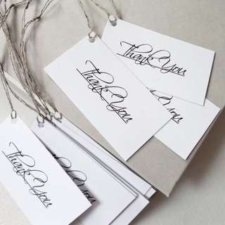 Personalized your gift tag