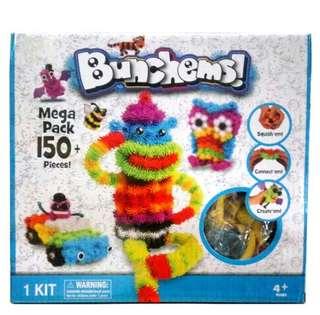 Mainan Edukasi Anak Lego Bunchems 150Pcs
