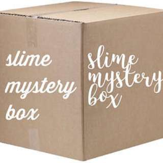 slime mystery box!