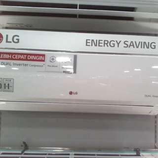 Cicilan AC LG tanpa kartu kredit proses cepat 3 menit