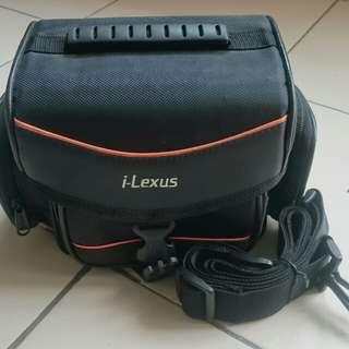 Tas Kamera Camcorder Handycam i-Lexus Like New