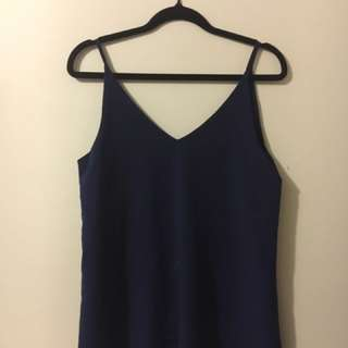 Navy Forever New top size 6