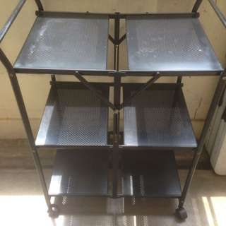 Metal Rack trolley