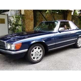 Mercedes-Benz SLK280 Auto