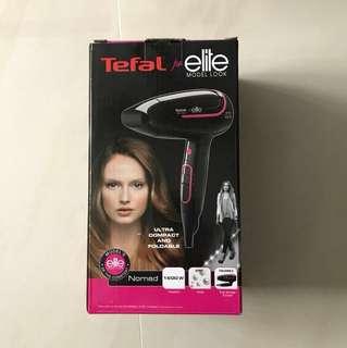 BNIB Tefal Elite Model Look Ionic Hair Dryer