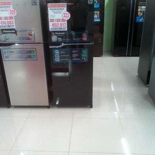 Cicilan kulkas tanpa kartu kredit proses cepat 3 menit promo free 1x angsurang