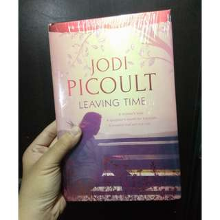 BRAND NEW: Leaving Time by Jodi Picoult Hardbound