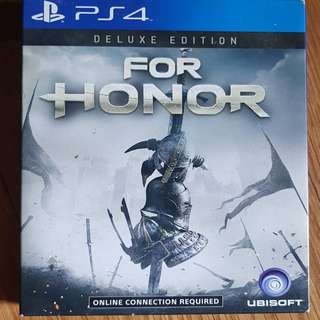 For Honor Region 3 Deluxe Edition