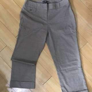 Style & Co. Cropped pants