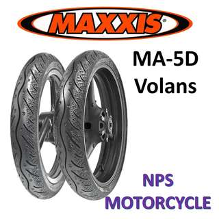 Maxxis Tyre Ma-5D Volans