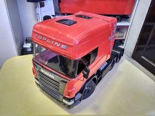 1/14 Scania Longline & trailer