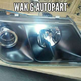 Head Lamp Waja Frame Black