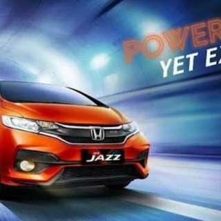 All New Honda Jazz 2018. Special Price. Barang Siap Dipesan.