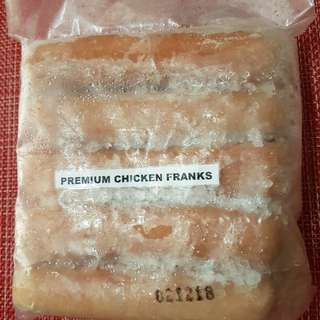 Premium Chicken Franks
