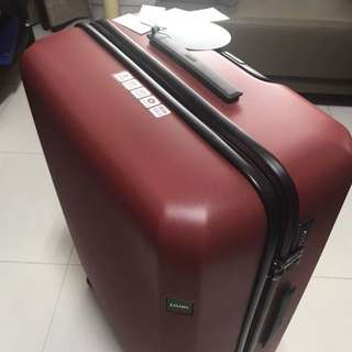 Brand New with Tag Lojel Rando Large Frame Hardcase Luggage