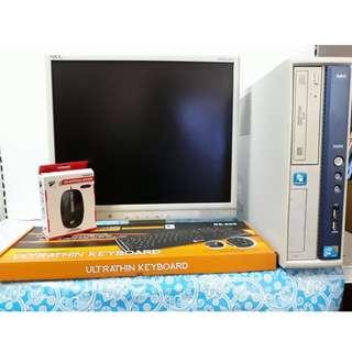 nec desktop set