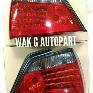 Tail lamp led Waja