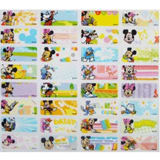 Name Stickers - Mickey Mouse Mixed