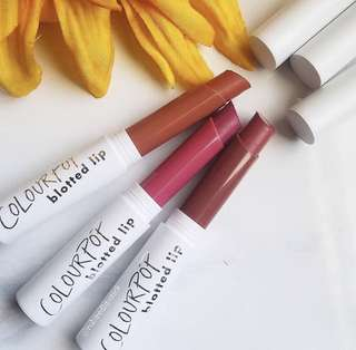 [AVAIL FOR PO🎀] Colourpop blotted lips po