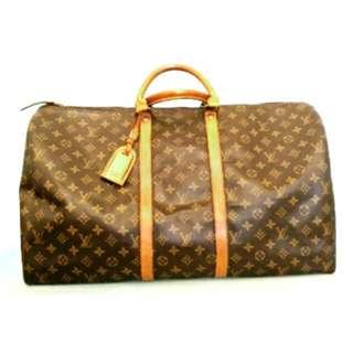 LV手提大旅行袋(可上機)