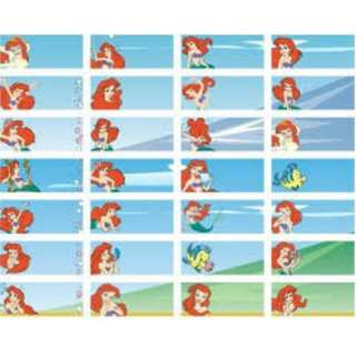 Name Stickers - Ariel